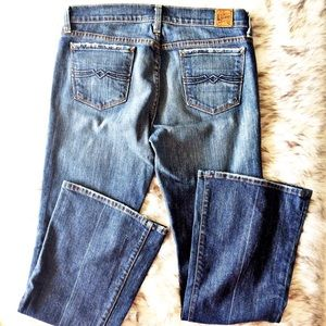 Lucky jeans distressed denim, size 10/30